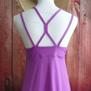 Old Navy Loose Fit Strappy Sports Tank Top M